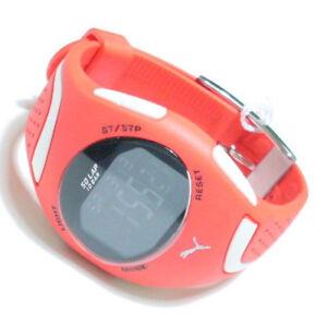 Puma Time Herren Armband Uhr ENERGY RED - PU900011006