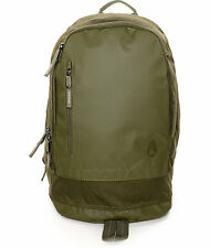 MEN'S guys Nixon Ridge Olive GREEN 30L BACKPACK SCHOOL BAG  NEW $59