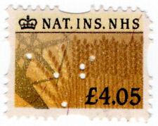 (I.B) Elizabeth II Revenue : National Insurance £4.05 (unlisted)
