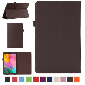 For Samsung Galaxy Tab A 9.7 10.1 10.5 Tough Cover Magnetic Leather Smart Case
