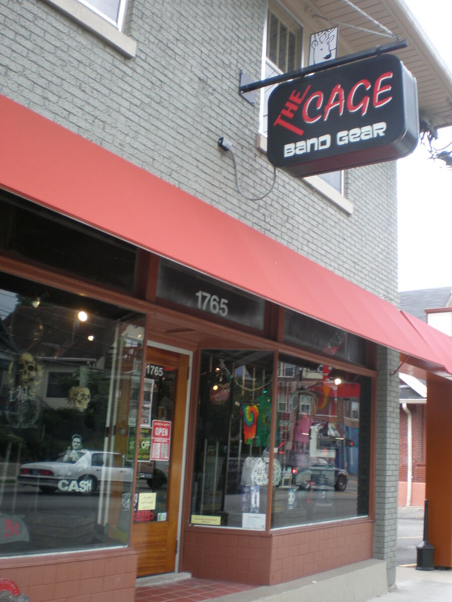 The Cage Store