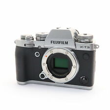 Fujifilm Fuji X-T3 26.1MP Mirrorless Digital Camera Body (Silver) #141