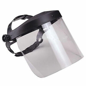 NEIKO 53819A - Protective Clear Face Safety Shield Eye / Face Protection - New