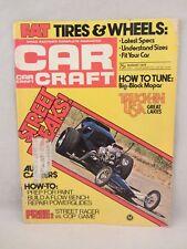 Car Craft Magazine  -  Aug. 1974 ,  How to Tune: Big Block Mopar  (1017)
