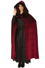 Brand New Burgundy Baroness Renaissance Game of Thrones Red Woman Inspired Cape