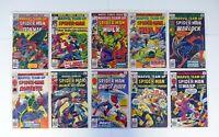 MARVEL TEAM-UP #51-75 Marvel Lot Run of 25 1st John Byrne SNL VG-NM 1976-1978
