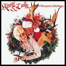 KENNY ROGERS & DOLLY PARTON - ONCE UPON A CHRISTMAS CD ~ COUNTRY / POP *NEW*