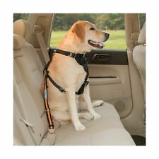 New! Kurgo Direct to Seat Belt Tether - Dogs ORANGE & BLACK