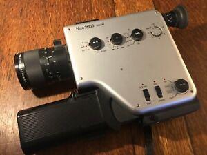 Braun Nizo 2056 Sound Super 8 Cine Film Camera - needs attention.