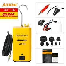 Autool SDT-106 Smoke Automotive Diagnostic Leak Detector For Car/Motorcycle