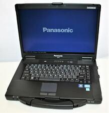 "15.4"" Panasonic ToughBook CF-52 Core i5 2nd 2.6GHz 8GB 160SSD WiFi DVD AMD MK4"