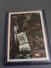 Michael Jordan with Dennis Rodman TOPPS