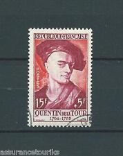 CÉLÉBRITÉS - 1957 YT 1110 - TIMBRE OBLITÉRÉ