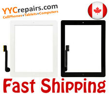 Apple iPad 3 3rd Gen Touch Screen Glass Display Digitizer Replacement + Home