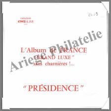CERES - FRANCE Présidence - Année 2005 - Timbres Courants - AVEC Pochettes