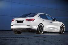 G&s diffusore posteriore in carbonio per Maserati Ghibli m156