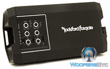 ROCKFORD FOSGATE POWER T400X4AD 4CHANNEL COMPONENT SPEAKERS MOTORCYCLE AMPLIFIER