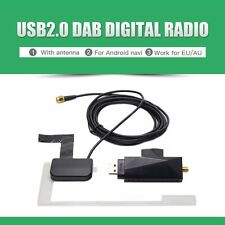 USB 2.0 DAB DAB+ Digital Radio Tuner Dongle Stick For all Android Car DVD Stereo