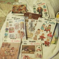 New ListingSewing Pattern Lot- 44 Vintage Patterns- Includes Wizard Of Oz!