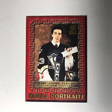 2003-04 Crown Royale Royal Portraits Marc-Andre Fleury
