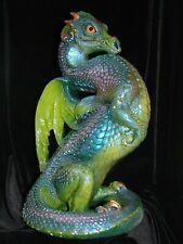 Vintage  Windstone  Emperor Dragon