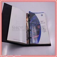 2003 Volkswagen Jetta Owners Manual Supplement Maintenance Warranty Booklet OEM