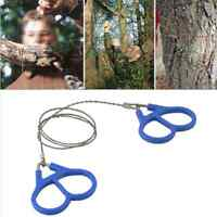 Creative Hiking Camping Stainless Steel Wire Saw Emergency Travel Survival Gear