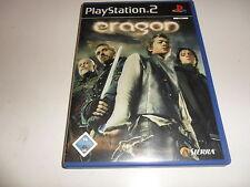 PlayStation 2 PS 2 Eragon