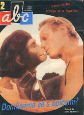 PLANET OF THE APES CHARLTON HESTON Magazine ABC