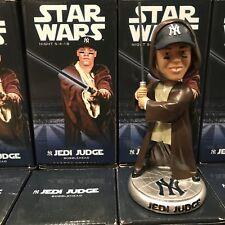 Aaron Judge Jedi 5/4/2018 New York Yankees MLB Star Wars Bobblehead SGA