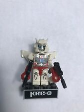 G1 Kreo Kreon Jetfire Skyfire Transformers Ultra Rare! HTF! Optimus Prime Kre O