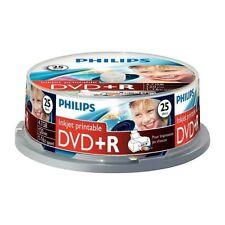 CD, DVD et Blu-ray Philips, 4,7 Go