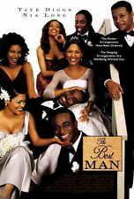 THE BEST MAN Movie POSTER 27x40 B Taye Diggs Monica Calhoun Morris Chestnut Nia