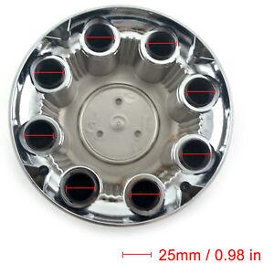 1pc Wheel Center Hub Cap 8 Lug for Sierra Savanna Yukon Van 2500 3500