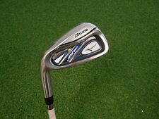 USED LH MIZUNO JPX-800 SINGLE 6 IRON DYNAMIC GOLD XP STIFF FLEX STEEL SHAFT