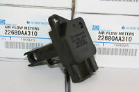 GENUINE Impreza Forester Liberty wrx gt sti MAF air flow meter afm 22680AA310
