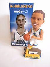 Stephen Curry Golden State Warriors 2013 metroPCS SGA Bobblehead~New in box EH