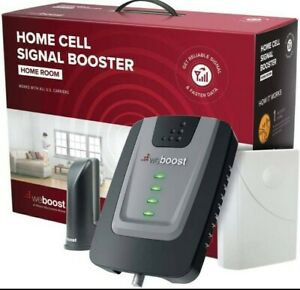 weBoost 472120 Home Room Cell Phone Signal Booster Kit VHTF