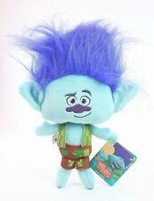 "TROLLS plush BRANCH 12"" soft toy Hug 'N Plush DreamWorks movie - NEW!"