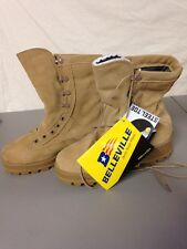 BELLEVILLE 775 ST Insulated Waterproof Steel Toe Boots SZ 5.5 W ACU Army Tan