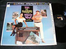 LIVING STEREO Banner LP MARJORIE MEINERT Vive La Difference LOWREY ORGAN 1960