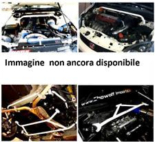 Nissan Micra 1.2 k13  Ultra Racing Barra duomi anteriore inferiore acciaio