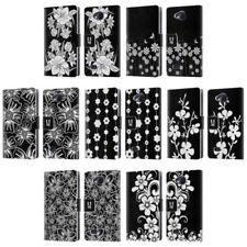 Fundas y carcasas color principal negro de piel para teléfonos móviles y PDAs LG