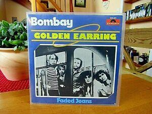 """Golden Earring   """"Bombay""""    Single, Vinyl, 7 Zoll"""