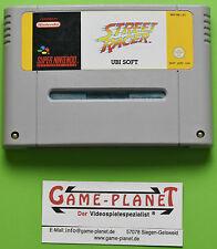 Street Racer 1-4 Player Super Nintendo SNES Module Sammlung