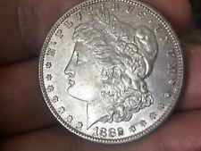 1882-S US Morgan Silver Dollar
