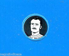 KICA - Sorprese Decalcomania Figurina-Sticker anni 60 - MAZZOLA SCUDETTO METALLO