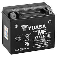 Genuine Yuasa YTX12-BS Motorbike Motorcycle Battery