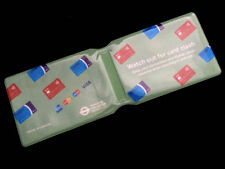 OYSTER CARD HOLDER LONDON TRANSPORT UNDERGROUND TFL BUS PASS TRAIN TICKET NO 1