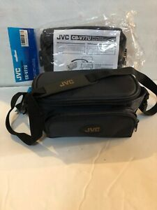 JVC Camera/Camcorder Carrying Bag Model CB-V77U